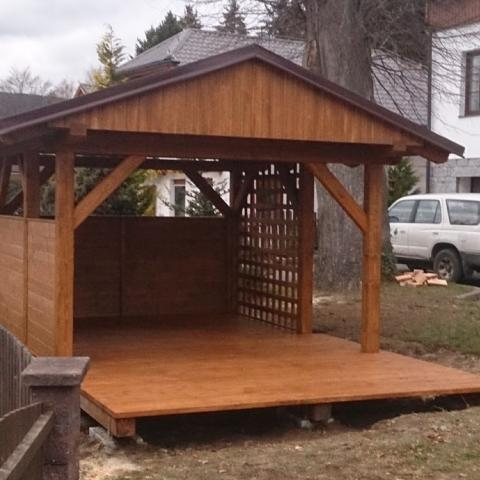 Zakázková dřevovýroba a stavby